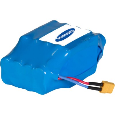 Замена аккумуляторной батареи на гироскутере (работа)